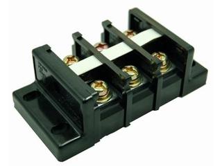 Tb 080 ul94v 2 600v 80a brass barrier electric motor for Electric motor terminal blocks