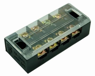Tb 080 80a panel mounting electric motor terminal block for Electric motor terminal blocks
